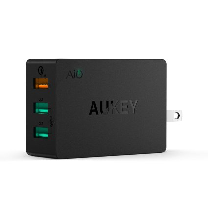 The AUKEY USB Charger